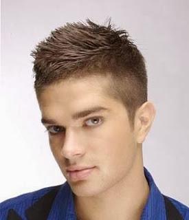 cabelos masculinos curtos