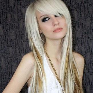 Fotos de cabelo longo liso com mega hair
