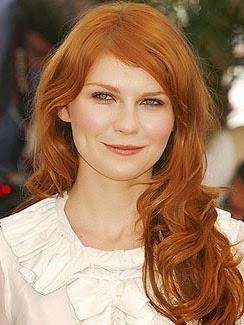 Fotos de cabelo longo ruivo ondulado
