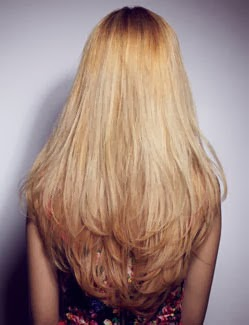 Cortes de cabelo comprido em camadas