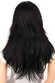Como fazer o penteado em V