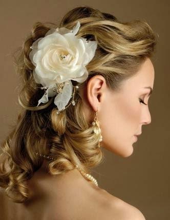 penteados para debutantes fáceis de fazer preso atrás