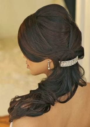 penteados da moda para debutantes