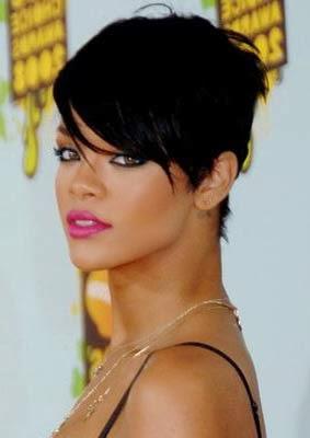 Estilo da Rihanna