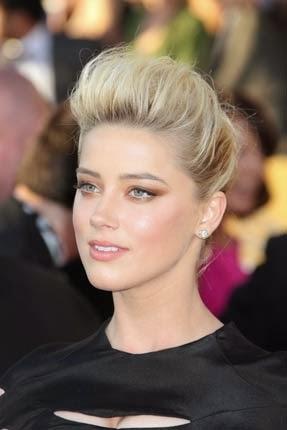 cabelo curto com topete para cada tipo de rosto