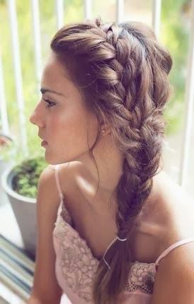 penteados para o carnaval cabelos curtos e compridos com tranças