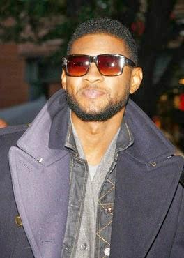 Corte asa delta em cabelos crespos - Usher