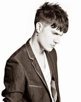 Corte de cabelo asa delta da moda
