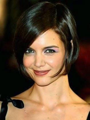novos cortes de cabelo lisos para inverno