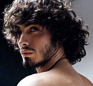 Melhores Cortes Para Homens Com Cabelos Cacheados Fotos Cabelo Masculino
