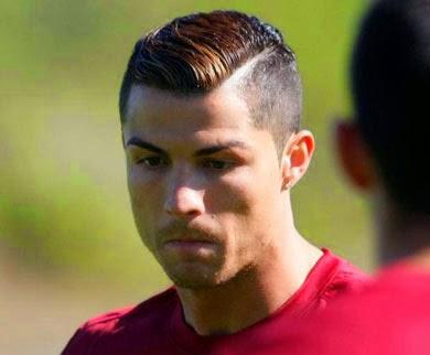 Fotos Mundial 2014: Peinado de Cristiano Ronaldo - Fotos