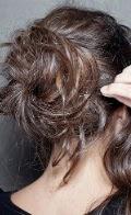 penteados com tiara dia a dia