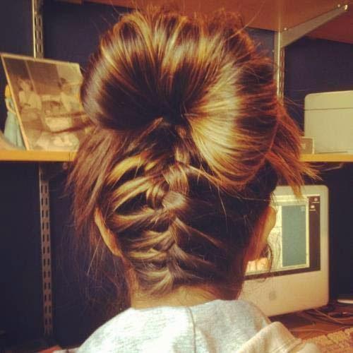 penteados na moda para casamento e noivas