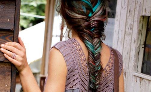 penteados da moda para o dia a dia