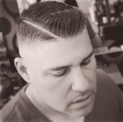 Estilos de cabelos masculinos modernos