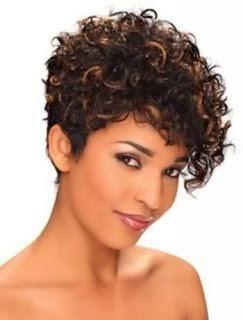 cortes de cabelo cacheado que diminui o volume