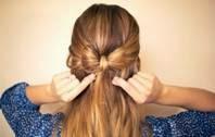 penteados para cabelos longos e cacheados