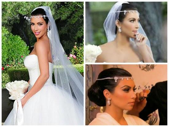penteados presos para noivas morenas