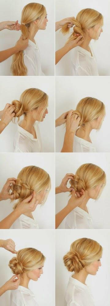 penteado lateral passo a passo