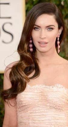 Penteados soltos para formatura - cabelos longos