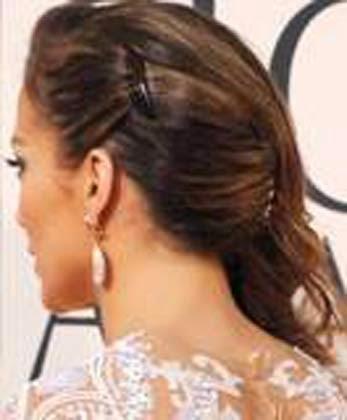 coque romantico - cabelos longos