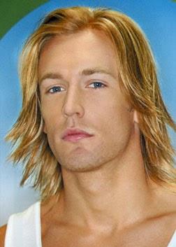 cortes de cabelo para testa grande masculino