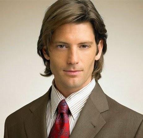 cortes de cabelo para homens de testa grande