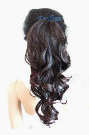 penteados para quem tem pouco cabelo passo a passo