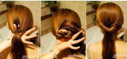 penteados práticos para o dia a dia