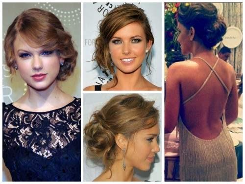 fotos de penteados para formatura cabelos longos