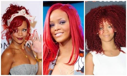 cores de cabelo para morenas e negras