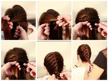 tranças para cabelos - tutorial