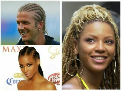 trança raiz em cabelo crespo afro nagô