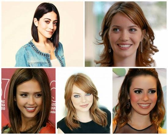 Fotos de cabelos femininos da moda