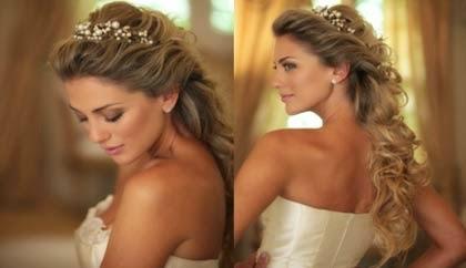 arranjos e tiaras para noivas