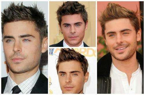 penteados masculinos estilosos de famosos