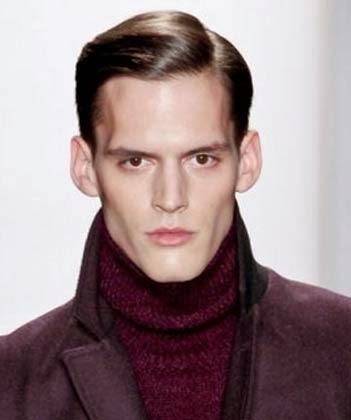penteados masculinos da moda