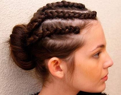 Tutorial trança raiz em cabelo curto