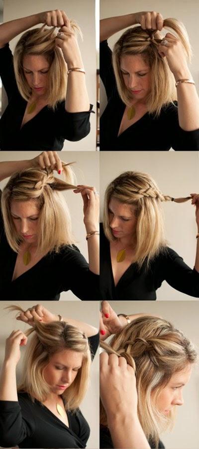 penteado estilo deusa grega
