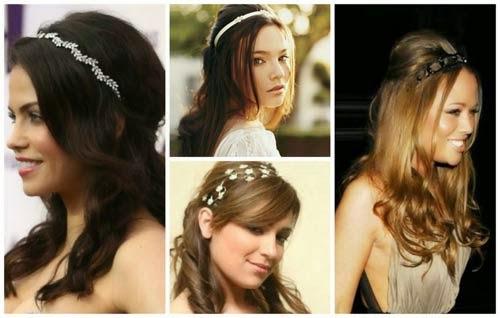 penteado grego para casamento