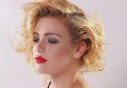 penteados clássicos para cabelos curtos