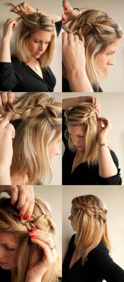 Tutorial de penteados gregos romanos