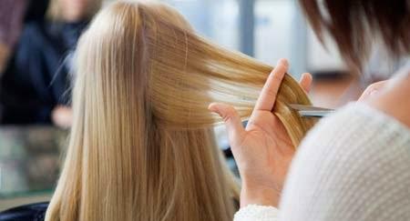 técnica bordado corte de cabelo passo a passo
