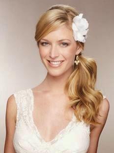 penteados para casamento de dia para noiva
