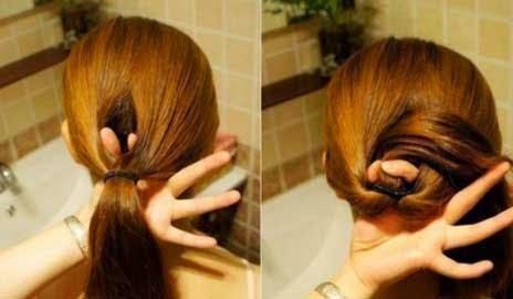 como fazer penteados para natal