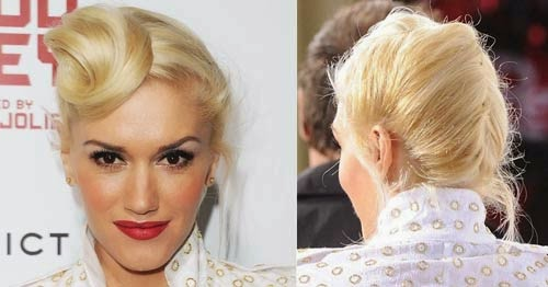fotos de penteados retrô