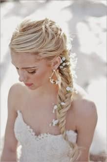 penteado de noiva para dia