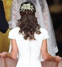 penteado de noiva para casamento de dia