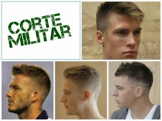 nome do corte de cabelo masculino raspado do lado
