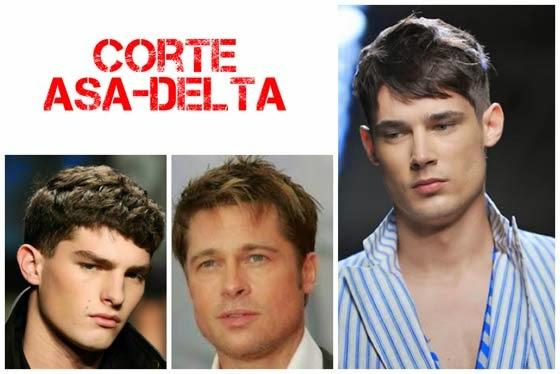tipos e nomes de cortes de cabelo masculino 2014